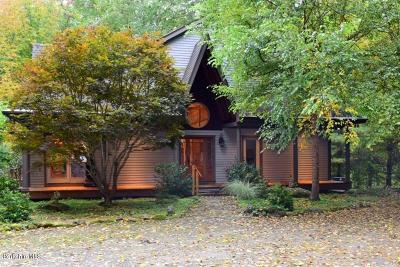 Berkshire County Single Family Home For Sale: 110 Brush Hill Rd