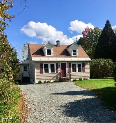 Adams, Clarksburg, Florida, New Ashford, North Adams, Savoy, Williamstown Single Family Home For Sale: 100 Stratton Rd