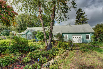 Berkshire County Single Family Home For Sale: 18 Bow Wow Rd