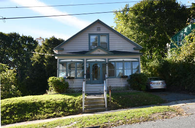 Pittsfield Single Family Home For Sale: 43 Sadler Ave