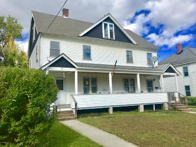 Pittsfield Multi Family Home For Sale: 8 Wilson St