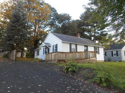 Pittsfield Single Family Home For Sale: 28 Carolina Ave