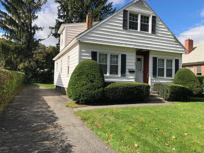 Pittsfield MA Single Family Home For Sale: $129,900