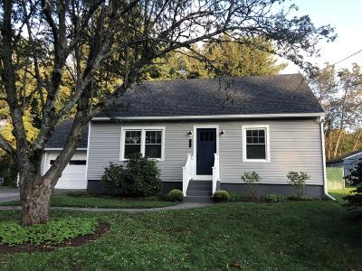 Pittsfield MA Single Family Home For Sale: $239,900