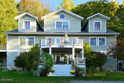 Great Barrington Single Family Home For Sale: 182 Division St
