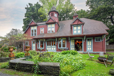 Great Barrington Single Family Home For Sale: 4 Kirk St