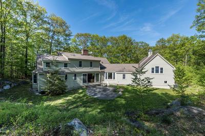 Great Barrington Single Family Home For Sale: 13 East Mountain Rd