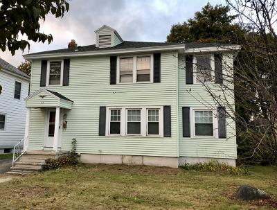 Pittsfield MA Single Family Home For Sale: $99,400