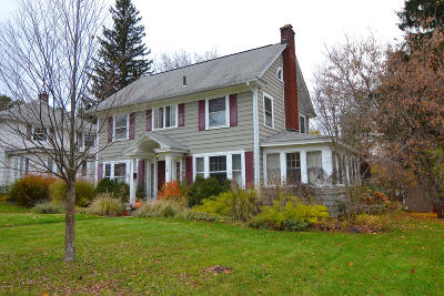 Pittsfield Single Family Home For Sale: 80 Spadina Pkwy