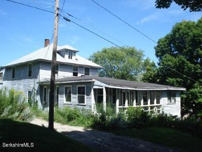 Lenox Single Family Home For Sale: 21 High St