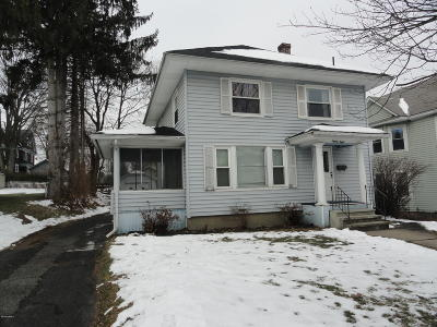 Pittsfield Single Family Home For Sale: 88 Edward Ave