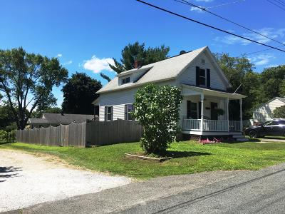 Pittsfield Single Family Home For Sale: 110 Broadview Ter