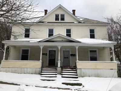 Pittsfield Multi Family Home For Sale: 10 Winter St