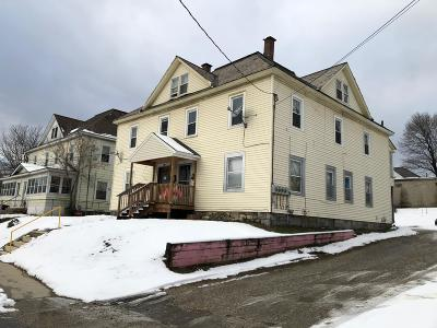 Pittsfield Multi Family Home For Sale: 33 Curtis St