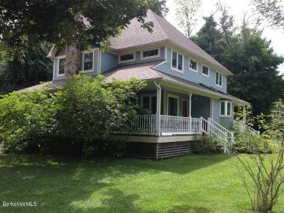 Berkshire County Single Family Home For Sale: 121 Hollenbeck Ave