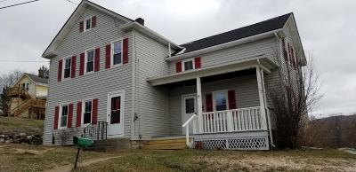 Adams, Clarksburg, Florida, New Ashford, North Adams, Savoy, Williamstown Single Family Home For Sale: 5 Hastings St