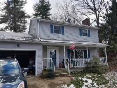 Pittsfield Single Family Home For Sale: 211 Hancock Rd