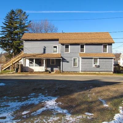 Pittsfield Multi Family Home For Sale: 75 Henry Ave