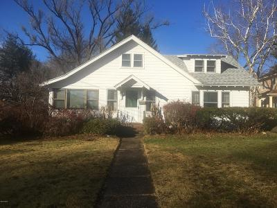 Pittsfield Single Family Home For Sale: 929 North St
