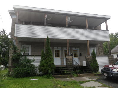 Pittsfield Multi Family Home For Sale: 100 Newell St