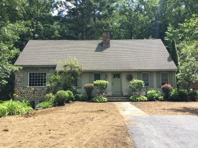 Berkshire County Single Family Home For Sale: 25 Berkshire Woods Rd