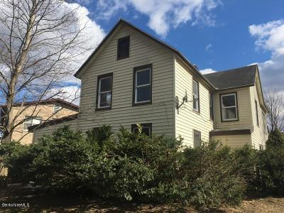 Pittsfield Multi Family Home For Sale: 52 Newell St