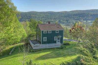 Berkshire County Single Family Home For Sale: 140 Jerusalem Rd