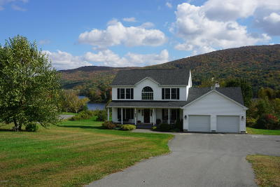 Berkshire County Single Family Home For Sale: 611 Lanesboro Rd