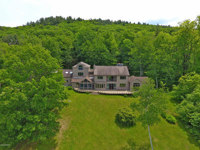 Berkshire County Single Family Home For Sale: 6 Deer Hill Rd