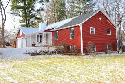 Lanesboro Single Family Home For Sale: 29 Balance Rock Rd