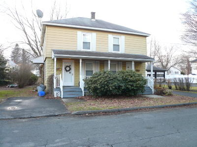 Pittsfield Multi Family Home For Sale: 14 Richardson St