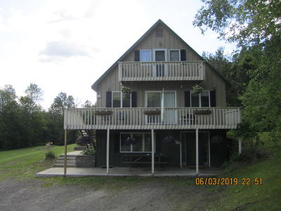 Berkshire County Single Family Home For Sale: 120 W Rd