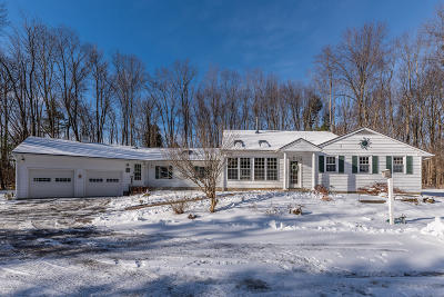 Berkshire County Single Family Home For Sale: 318 State Rd