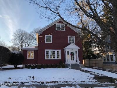 Pittsfield Single Family Home For Sale: 56 Pollock Ave