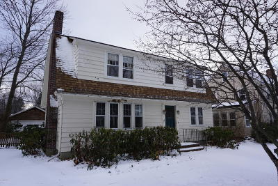 Pittsfield MA Single Family Home For Sale: $159,900