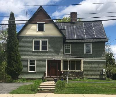 Pittsfield MA Single Family Home For Sale: $319,900