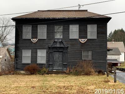 Adams, Clarksburg, Florida, New Ashford, North Adams, Savoy, Williamstown Single Family Home For Sale: 18 Summit Ave