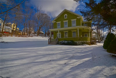Pittsfield Multi Family Home For Sale: 8 Briggs Ave