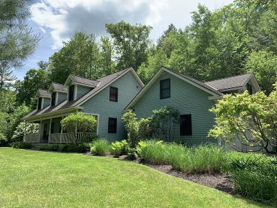 Great Barrington Single Family Home For Sale: 100 West Sheffield Rd