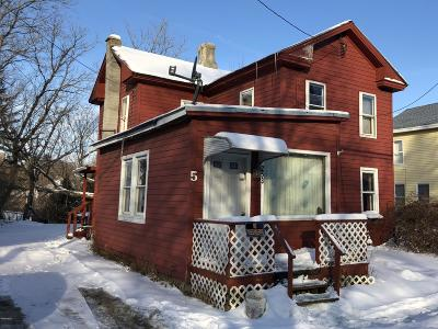 Pittsfield Multi Family Home For Sale: 253 Dewey Ave