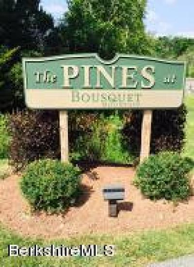 Cheshire, Dalton, Hancock, Hinsdale, Lanesboro, Peru, Pittsfield, Richmond, Windsor Condo/Townhouse For Sale: 54 Alpine Trail #15C