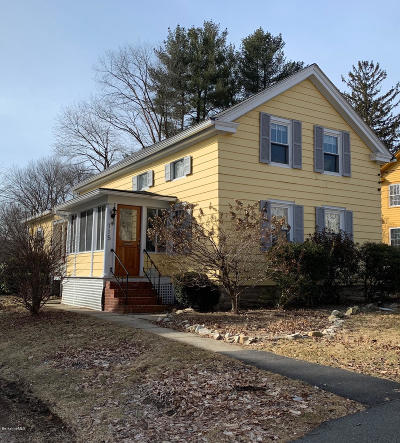 Berkshire County Single Family Home For Sale: 115 High St