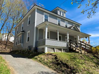 Pittsfield Multi Family Home For Sale: 8-10 Scammell Ave