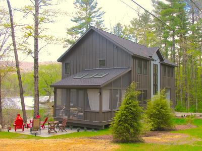 Berkshire County Single Family Home For Sale: 1 Lakeview Dr