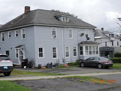 Pittsfield Multi Family Home For Sale: 407 & 413 Tyler St