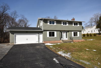 Pittsfield MA Single Family Home For Sale: $294,900
