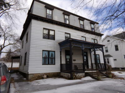 Pittsfield Multi Family Home For Sale: 39 Maplewood Ave