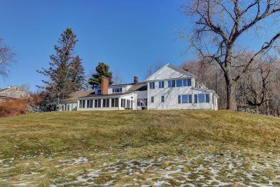 Adams, Clarksburg, Florida, New Ashford, North Adams, Savoy, Williamstown Single Family Home For Sale: 633 Northwest Hill Rd