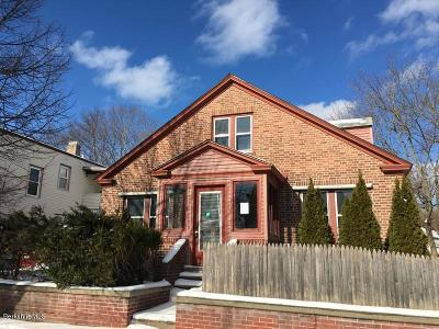 Pittsfield MA Single Family Home For Sale: $35,000
