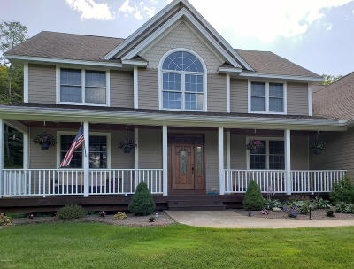 Berkshire County Single Family Home For Sale: 100 Lenore Dr